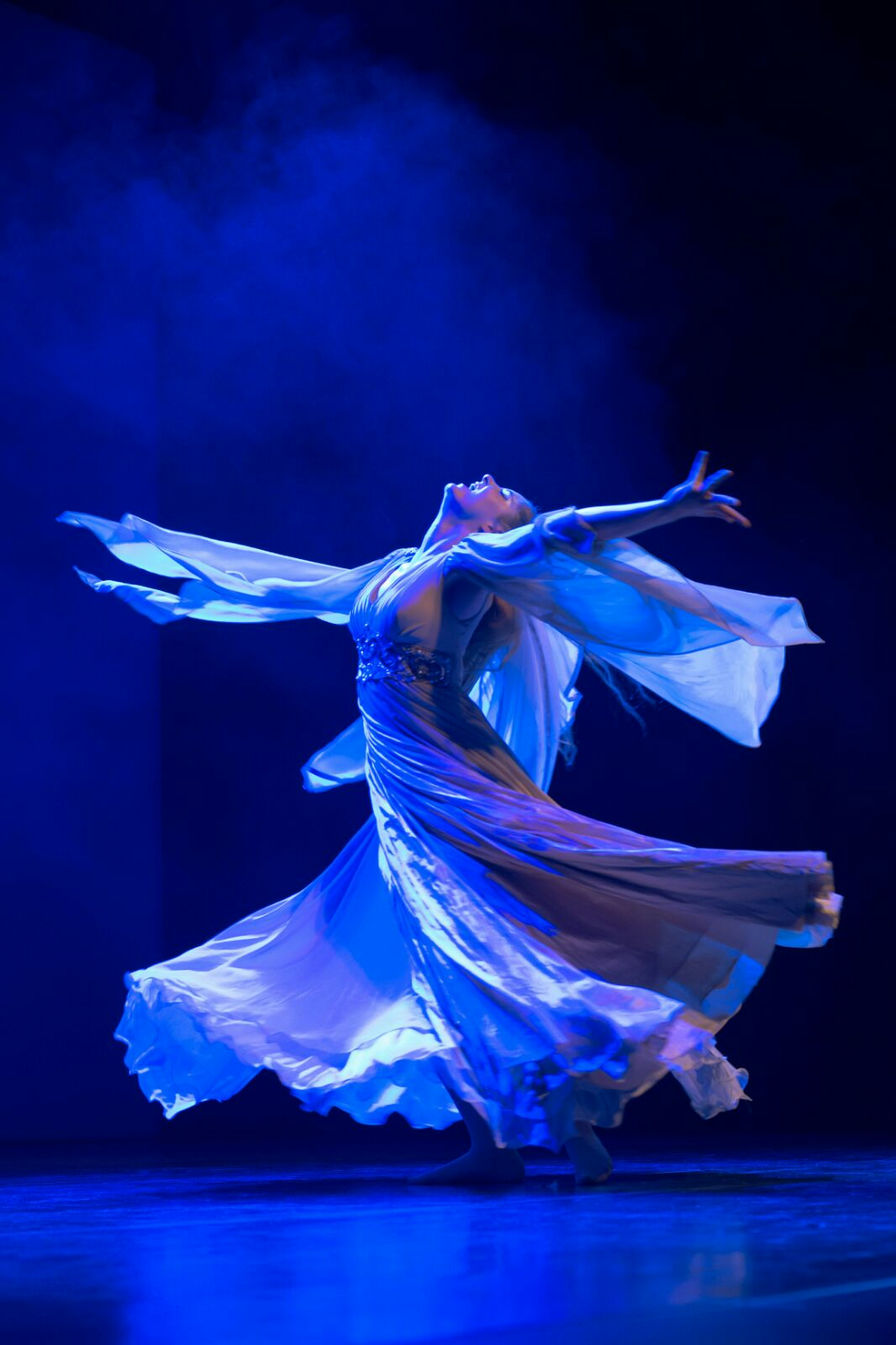 Whirling Dancer - A practice of 'Sama'.