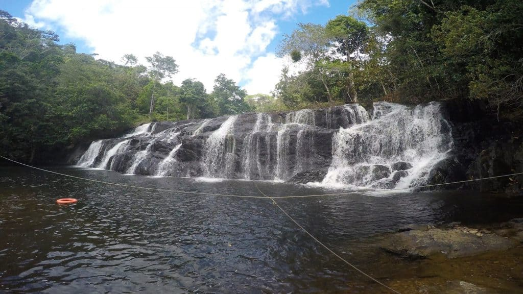 Tijuipe Waterfall